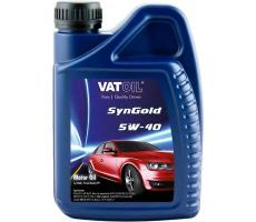 Масло моторное SynGold 5W-40, 1л